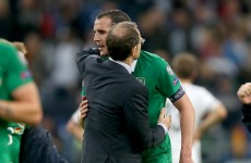 'What's the point of sitting in, losing 1 – 0 and feeling as if you've a moral victory?' – O'Neill