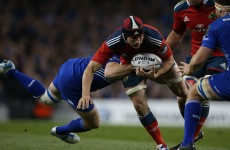 Leinster win a 'monkey off our back', but Munster must quickly refocus — Tommy O'Donnell