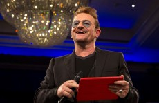 Remember Bono said he helped bring Google and Facebook to Ireland? Well, he did