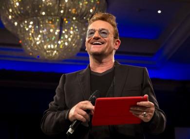 Rock star, humanitarian, philanthropist...IDA ambassador.