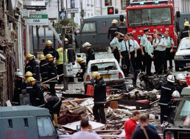 29 people were killed in the explosion.