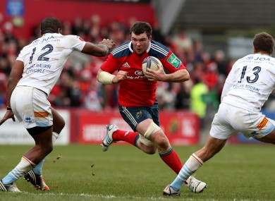 O'Mahony is involved for the first time this season.