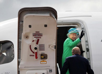 Cork Airport: good enough for the Queen. What's with the rest of ye?