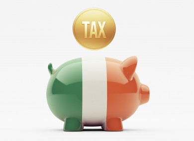 Income tax on stock options ireland