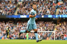 Referee awards four penalties as City see off Spurs in Premier League early kick off
