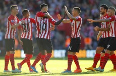 Southampton move up to second as they see off Stoke City