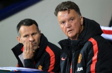 Van Gaal: '12 points from 8 games is 8 points too few'