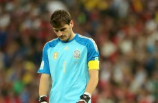Spain stunned by Slovakia thanks to Iker Casillas howler