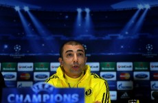 Di Matteo to face old club Chelsea next month after being handed Schalke job