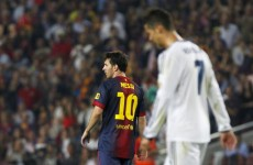 The ultimate comparison: It is all about Messi vs Ronaldo in tonight's Clasico