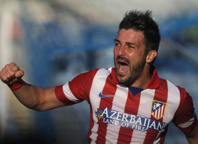Villa is heading back to New York.