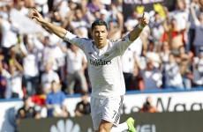 Ronaldo's incredible backheel wins La Liga Goal of the Season