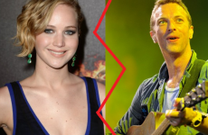 Jennifer Lawrence and Chris Martin's epic love story has come to an end… it's the Dredge