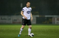 'I was told everything was banjaxed' – Dundalk's Stephen O'Donnell on his injury nightmare
