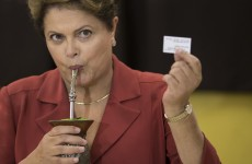 This former left-wing guerilla has just been re-elected as Brazil's president