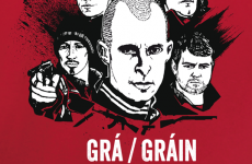 Prepare for the new series of Love/Hate as Gaeilge with this deadly t-shirt