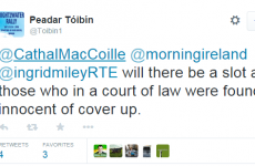 Sinn Féin TD accuses RTÉ of bias in its reporting of Maíria Cahill story