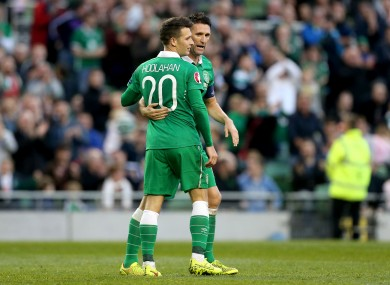 Keane and Hoolahan were both excellent in the 7-0 win over Gibraltar.