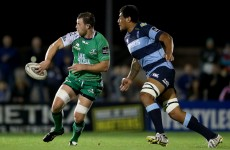 As it happened: Connacht v Cardiff Blues, Guinness Pro12
