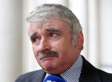 Fianna Fáil's Willie O'Dea