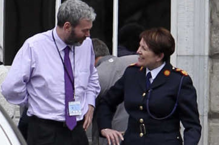 Garda Commissioner Noirin O'sullivan 'noirin O'sullivan Should Step