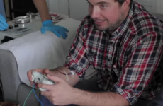 Gaming controller that drains your blood as you play suspended by Kickstarter