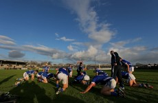 Clare dual champs Cratloe have only had one weekend off since mid July but won't complain