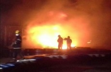 161 bonfires, 17 car fires, 7 house fires… Halloween night in Dublin