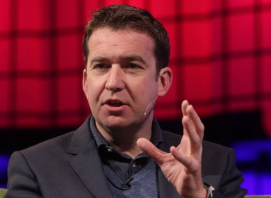 Storyful Chief Executive Officer Mark Little