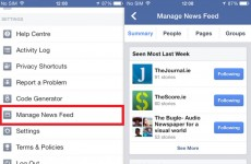 Here's how you can remove the clutter in your Facebook News Feed