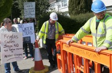 'Relentlessly rainy Ireland': How water charges anger is reported abroad