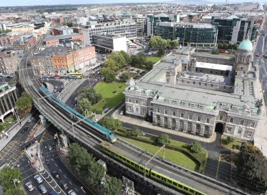 Dublin has recently entered a project with Intel to place 200 sensors across the city to gather and monitor environmental data.