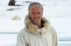 This guy gets to film polar bears for a living (and one tried to attack him)
