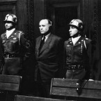 Defendant Richard Walther Darre, former SS Senior Group Leader, Reich Minister of Food and Agriculture and one of the leading Nazi