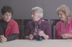 This video of three adorable grannies smoking weed for the first time is going mega viral