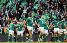 As It Happened: Ireland v Georgia, November Tests