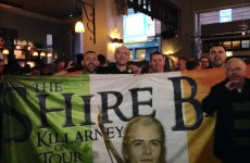 'We were just happy to get tickets' – Ireland fans soak up the atmosphere in Glasgow