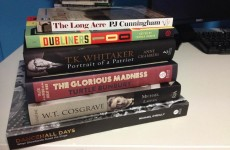 And the winners of the Irish Book Awards haul are…