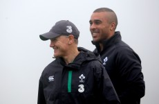 Zebo and Ireland giving little away about plan of attack against Australia