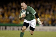 Keith Wood inducted into IRB Hall of Fame