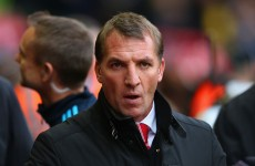 'I wasn't aware of it' – Rodgers defends dropping Gerrard on 16th anniversary of debut
