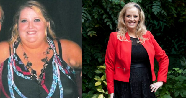 'The bath cracked under my weight': The motivation to lose 20 stone in just three years