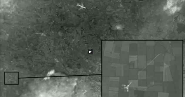 "US slams ""preposterous"" Russian MH17 photos that blame Ukraine"