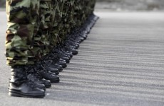 Defence Forces investigating after 'barbed wire tied around soldier's feet'