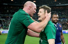 Titles, tries and tears: The best pictures from Brian O'Driscoll's final year in rugby