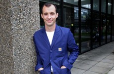 Tom Vaughan Lawlor: I didn't keep the 'King Nidge' runners