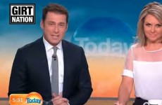Australian TV anchor wears same suit every day for a year to highlight sexism