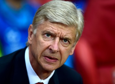 Arsenal manager Arsene Wenger believes his side are not good enough to challenge for the Premier League title.