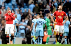 Manchester United's start to the season 'not good enough' – Van Gaal