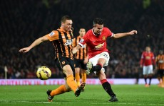 As it happened: Manchester United 3-0 Hull City, Premier League
